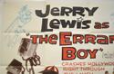 THE ERRAND BOY (Top Left) Cinema Quad Movie Poster