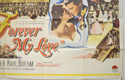 FOREVER MY LOVE (Bottom Right) Cinema Quad Movie Poster