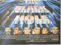THE BLACK HOLE (Bottom Right) Cinema Quad Movie Poster