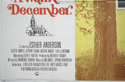 A WARM DECEMBER (Bottom Left) Cinema Quad Movie Poster