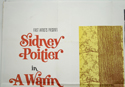 A WARM DECEMBER (Top Left) Cinema Quad Movie Poster