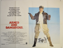 ARMED AND DANGEROUS Cinema Quad Movie Poster