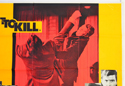 ASSIGNMENT TO KILL (Top Right) Cinema Quad Movie Poster