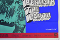 BATTLE BENEATH THE EARTH (Bottom Right) Cinema Quad Movie Poster