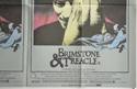BRIMSTONE AND TREACLE (Bottom Right) Cinema Quad Movie Poster