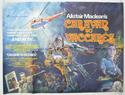 CARAVAN TO VACCARES Cinema Quad Movie Poster