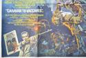 CARAVAN TO VACCARES (Bottom Left) Cinema Quad Movie Poster