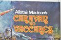 CARAVAN TO VACCARES (Top Right) Cinema Quad Movie Poster