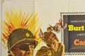 CASTLE KEEP (Top Left) Cinema Quad Movie Poster