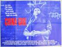 CHINA GIRL Cinema Quad Movie Poster