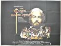 THE COUNT OF MONTE CRISTO Cinema Quad Movie Poster