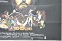 THE COUNT OF MONTE CRISTO (Bottom Right) Cinema Quad Movie Poster