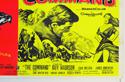 THE CRIMSON PIRATE / THE COMMAND (Bottom Right) Cinema Quad Movie Poster