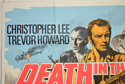 DEATH IN THE SUN (Top Left) Cinema Quad Movie Poster