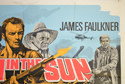DEATH IN THE SUN (Top Right) Cinema Quad Movie Poster
