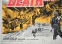 DEATH IN THE SUN (Bottom Left) Cinema Quad Movie Poster