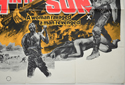 DEATH IN THE SUN (Bottom Right) Cinema Quad Movie Poster