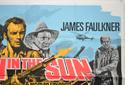 DEATH IN THE SUN (Top Right) Cinema Quad Movie Poster