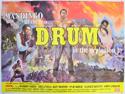 DRUM Cinema Quad Movie Poster