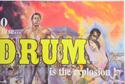 DRUM (Top Right) Cinema Quad Movie Poster