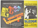 Executioner (The) / A Man Called Sledge <p><i> (Double Bill) </i></p>