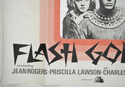 FLASH GORDON (Bottom Left) Cinema Quad Movie Poster
