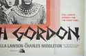 FLASH GORDON (Bottom Right) Cinema Quad Movie Poster
