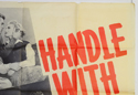 HANDLE WITH CARE (Top Right) Cinema Quad Movie Poster