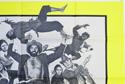 HERCULES AGAINST KUNG FU (Top Right) Cinema Quad Movie Poster