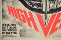 HIGH VELOCITY (Bottom Left) Cinema Quad Movie Poster