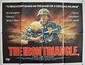 THE IRON TRIANGLE Cinema Quad Movie Poster