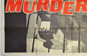 THE MURDER MEN (Bottom Left) Cinema Quad Movie Poster