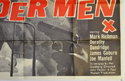 THE MURDER MEN (Bottom Right) Cinema Quad Movie Poster