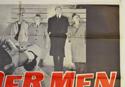 THE MURDER MEN (Top Right) Cinema Quad Movie Poster