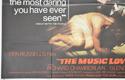 THE MUSIC LOVERS (Bottom Left) Cinema Quad Movie Poster