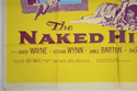 THE NAKED HILLS (Bottom Left) Cinema Quad Movie Poster