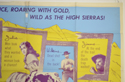 THE NAKED HILLS (Top Right) Cinema Quad Movie Poster