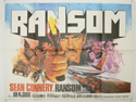 RANSOM Cinema Quad Movie Poster