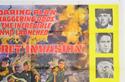 THE SECRET INVASION (Top Right) Cinema Quad Movie Poster