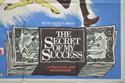 THE SECRET OF MY SUCCESS (Bottom Right) Cinema Quad Movie Poster