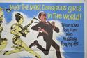 THE SECRET OF MY SUCCESS (Top Right) Cinema Quad Movie Poster
