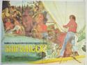 SHIPWRECK! Cinema Quad Movie Poster
