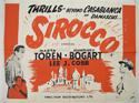 SIROCCO Cinema Quad Movie Poster