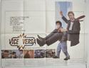 VICE VERSA Cinema Quad Movie Poster