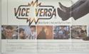 VICE VERSA (Bottom Left) Cinema Quad Movie Poster