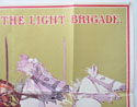 THE CHARGE OF THE LIGHT BRIGADE (Top Right) Cinema Quad Movie Poster