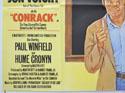 CONRACK (Bottom Left) Cinema Quad Movie Poster
