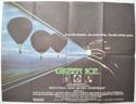 GREEN ICE Cinema Quad Movie Poster