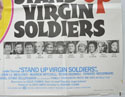STAND UP VIRGIN SOLDIERS (Bottom Right) Cinema Quad Movie Poster