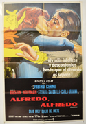 ALFREDO, ALFREDO Cinema One Sheet Movie Poster